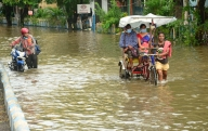 Two depressions may lead to more rains for Kolkata