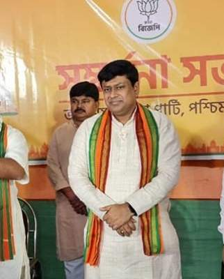 Bengal BJP chief prevented from campaigning near CM's residence