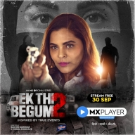 Anuja Sathe on playing a woman mafia don in 'Ek Thi Begum 2'