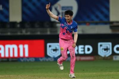 IPL 2021: What Tyagi did at the end, was something really special, says Shamsi