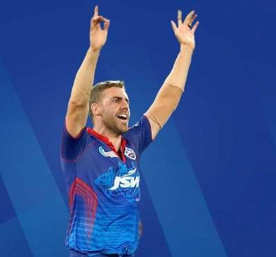 Tough batting track, but guys batted really well: DC's Nortje