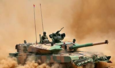 Indian Army to procure 118 Arjun Mk-1A Main Battle Tanks for Rs 7,523 cr