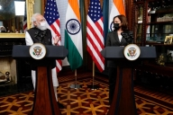 Modi meets Harris ahead of first-ever in-person Quad summit