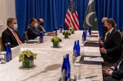 US vents fury over composition of Afghan govt during talks with Pak foreign minister