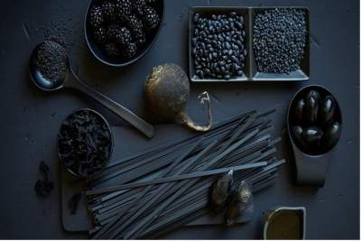 Black foods are the new super-food