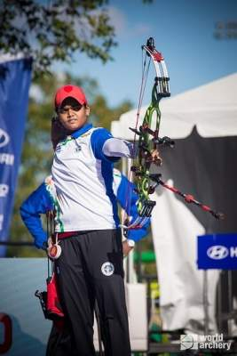 India claim two silver medals in Archery World Championships