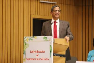 Nearly 20% judges have no place to sit, other basic facilities: CJI (Ld)