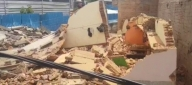Three-storeyed building collapses in Bengaluru, no casualties reported