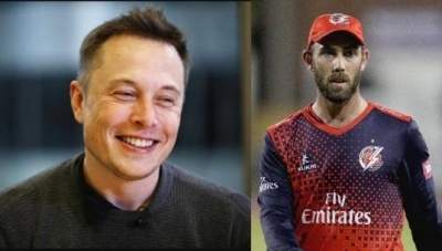 Indian Twitterati confuse Musk's 'Maxwell' post comment with IPL 2021