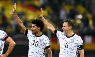 Germany rallies to beat Romania in FIFA World Cup European qualifier