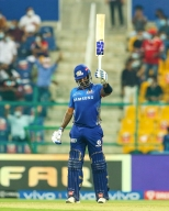 Suryakumar focuses thoughts on T20 World Cup after MI's elimination