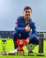 Getting into good touch before the T20 World Cup: Ishan Kishan