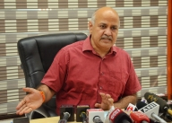 Why couldn't India vaccinate 100 cr people earlier, asks Sisodia