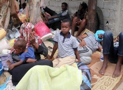 UNHCR urges Libya to address 'dire' situation of asylum-seekers