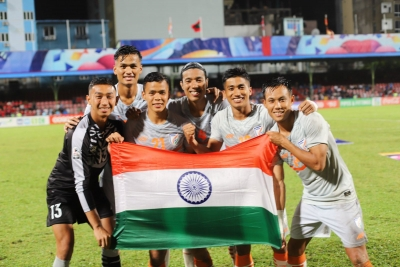 SAFF Championship: India beat Nepal 3-0 in final, lift eighth title