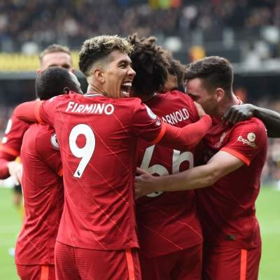 Firmino, Salah and Mane star in Liverpool's 5-0 win over Watford