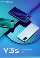 Vivo Y3s with 6.51-inch Halo FullView display launched in India