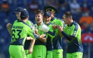 T20 World Cup: Campher claims four wickets in four balls in Ireland's big win