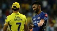 Dhoni is the only person who can make me calm: Hardik Pandya