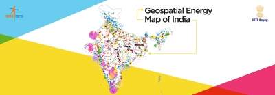 GIS-based Geospatial Energy Map of India launched