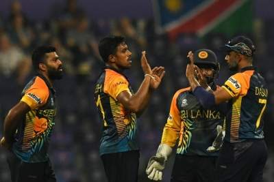 T20 World Cup: Clinical Sri Lanka skittle out Namibia for 96
