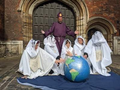 COP26: Activists ask Church of England to divest from fossil fuels