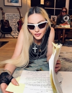 Madonna has 'almost finished' writing biopic screenplay