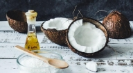 Turn to the humble coconut for skin care
