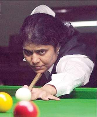 World snooker qualifiers: Chitra, Advani win three in a row