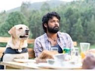 Rakshit Shetty completes shoot for film with pup named 'Charlie 777'