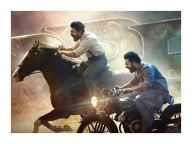 Fans expect a cracker of a Diwali release from 'RRR'