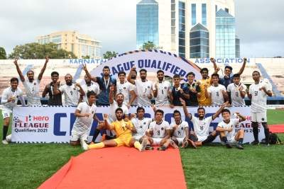 Rajasthan United win qualifiers, gain promotion to I-League