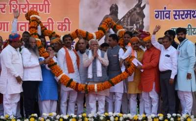 Sohna will be connected by rail-road network: Hry CM