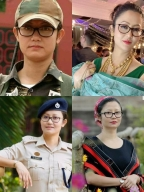 Firebrand woman cop keen to fight polls to fix faulty system for a better Manipur