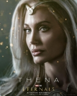Angelina Jolie on playing Thena in 'Eternals'